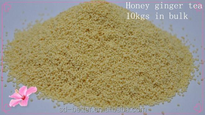 Export hot sales instant ginger tea with honey/lemon/red dates/brown sugar - 4uTea | 4uTea.com