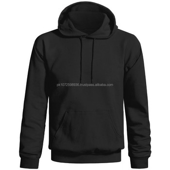 Wholesale Blank Fleece Pullover Gym Hoodies/plain Pullover Gym ...