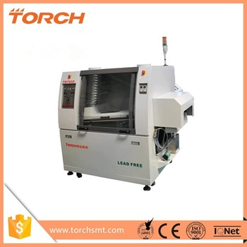 TORCH Multifunctional wave solder pot TB780D with high precision