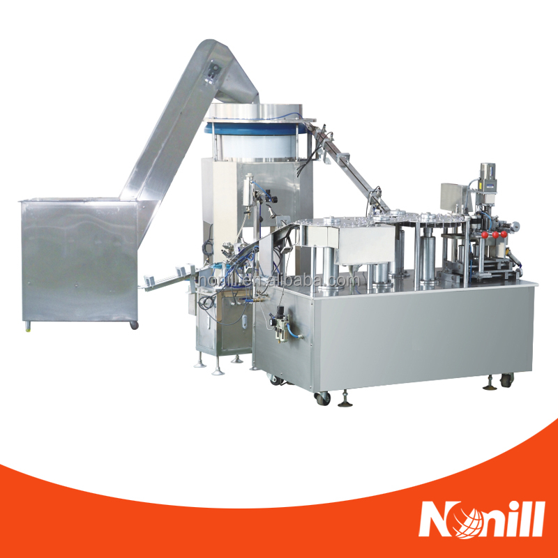Automatic Pad Printing Machine For Plastic Syringes