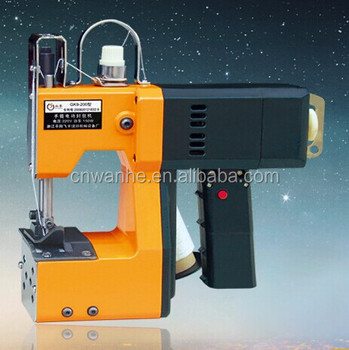 poly bag sealing machine