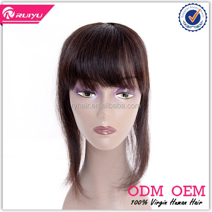 Top quality hot selling toupee for women