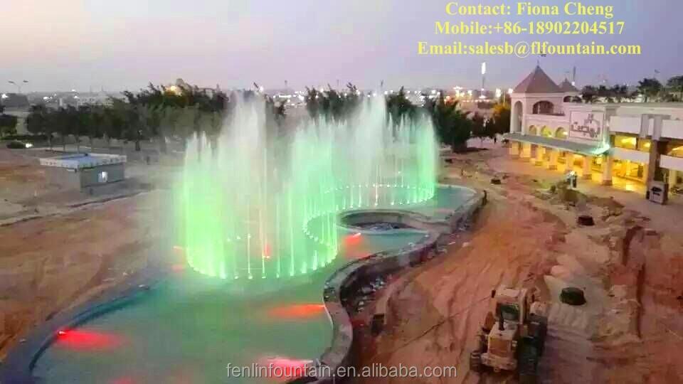 Tuin en zwembad decoratieve muziek dansen outdoor fontein buy