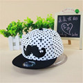 2016 new fashion trendsetter Korean children hat beard hat hip hop spot wholesale manufacturers supply C