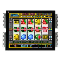 Professional 19 inch touch monitor Open Frame pog system for pinball for lottery