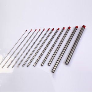 Factory Supply extruded carbide rods ground polished solid copper tungsten carbide alloy rod 16mm with good price