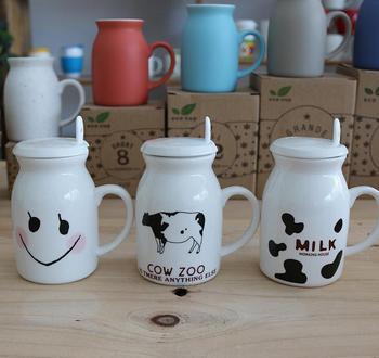 Tasse Fantaisie 450 ml enfant lait tasse,16 oz fantaisie en plastique café tasse