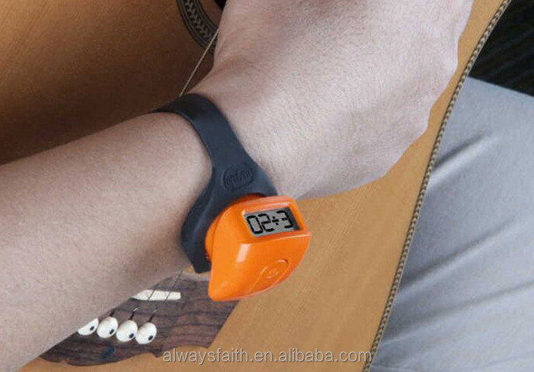 Wholesale High Quality Guitar Tuner , Guitar Wrist Watch