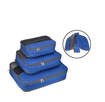 b51497bd85c3 New Design Waterproof Nylon Storage Bags Rolling Packing Cubes Travel Bag  Dividers Luggage Divider Bags - Buy Luggage Divider Bags,Travel Bag ...