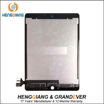 New original for ipad pro 9.7 A1673 A1674 lcd display touch screen digitizer