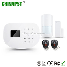 Hot Sell APP Controll 99 wireless zones WIFI GSM GPRS IP Camera LCD Russian, French, and Spanish wifi home alarm PST-WIFIS2W
