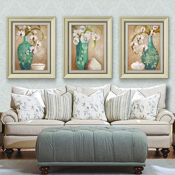 European Decorating Empty Painting Frame Ps Chinese 40x50 Picture ...