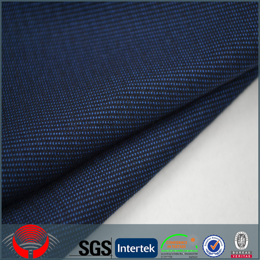 polyester viscose mens trouser material fabric