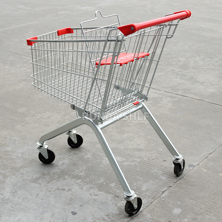 ST-C used shopping trolley cart for mall shopping