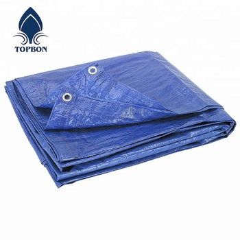 yellow Laminated Tarpaulin Fabric Waterproofing 140GSM Pe Tarpaulin,Covering Plastic Canvas Poly Tarp