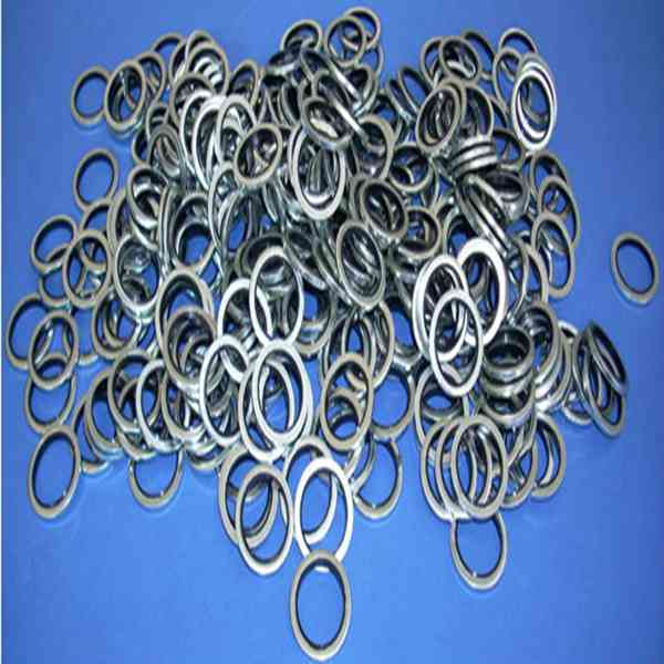 Ideal fittings malleable iron washer