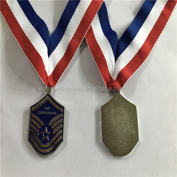 Factory custom cheap sports medal soft enamel metal hard medal