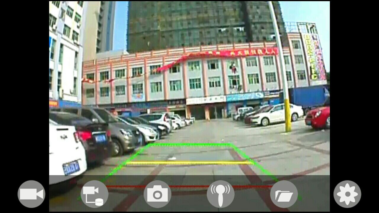 Iphone,Ipad And Android Mobile Realtime Video Viewing Wireless Car  Reversing Camera,Ce Certification Passed Wifi Backup Camera - Buy Wifi  Backup
