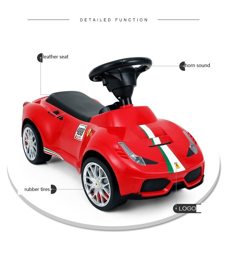 Rastar Spielzeug Geschenk Ferrari Lizenzierte Baby Walker Kinder Fahren Auf Spielzeug Auto Buy Kids Car Ride On Toy Baby Walker Kids Ride On Toy Car Product On Alibaba Com