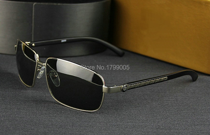 ad3950b3355 Sunglasses packed  counter sunglasses + Inner box + glasses cloth + counter  glasses case + card + manual