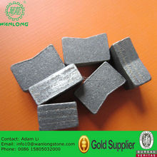 Wanlong Diamond Tools China Diamond Segment for Granite Cutting Marble Segment India Cutting Diamond Granite Segment Price List