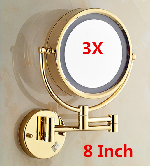 Lighted Magnifying Mirror Wall Mount Promotion Shop For