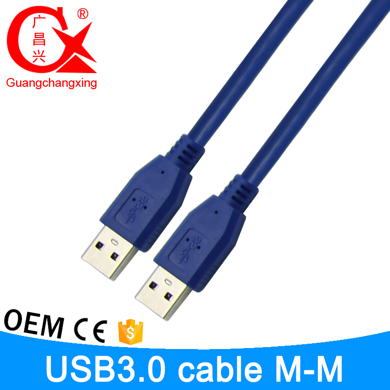 2016 new product higt quality cooper material data link male to male usb 3.0 cable