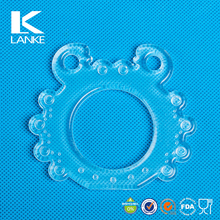 Fashion Safety Funny Silicone Baby Teether