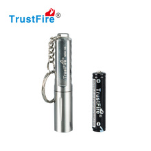 Mini single led lights Trustfire mini-03 XP-G R5 led light 200 lumen aaa rechargeable smallest led flashlight