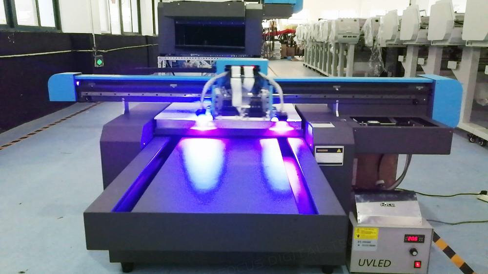 Automatischer digitaler Kerzendrucker des Galaxy-Jet-Effektes