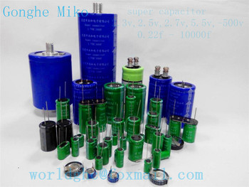 Car Audio Battery Super Capacitor 2 7v2 3v2 5v5 5v Ultracapacitor - Buy  Super Capacitor 2 7v,Super Capacitor,5 5v Ultra Capacitor Product on
