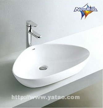YC 069 Ceramic Table Top Wash Basin View Larger Image