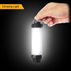 2017 Newest popular waterproof IP68 powerful magnetic rechargeable lantern best gift for campers led camping Christmas light
