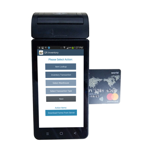 EMV PCI android mobile payment wireless edc pos terminal