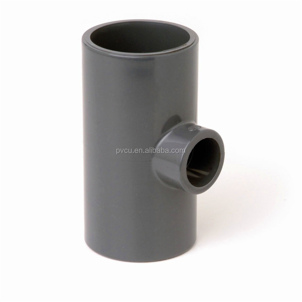 Pvc Fittings Cross Tee Pipe