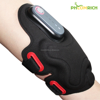 Knee Elbow Shoulder Joints Massager with Heat Knee Brace Wrap Vibration Massage Pain Relief Recovery Therapy