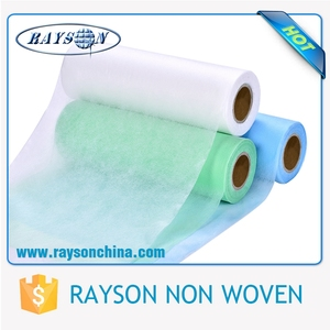 Hospital Disposable Supplies Raw Material Tela Para Ropa Desechable