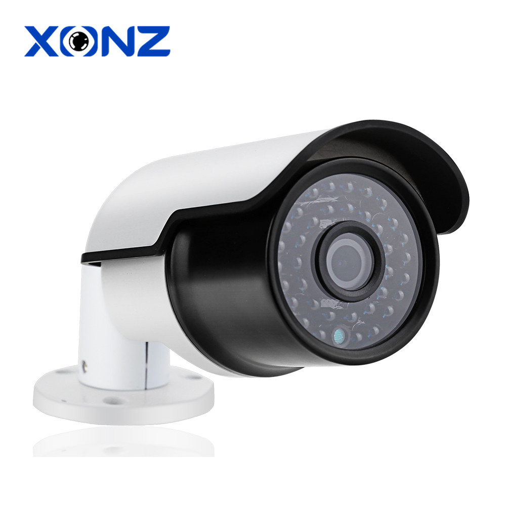 Competitive price ip camera built in IR-CUT FHD surveillance camera night cam led light support rj45 cable