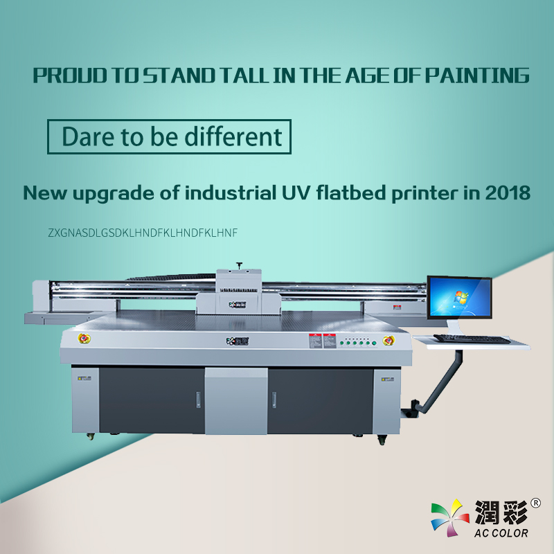 Cheap zeescape wall printer/flora uv flatbed printing machine low price