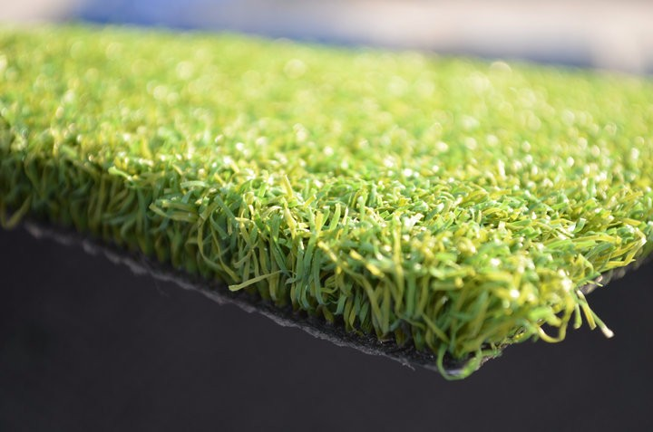 Mini golfbanen putting green kunstgras tapijt