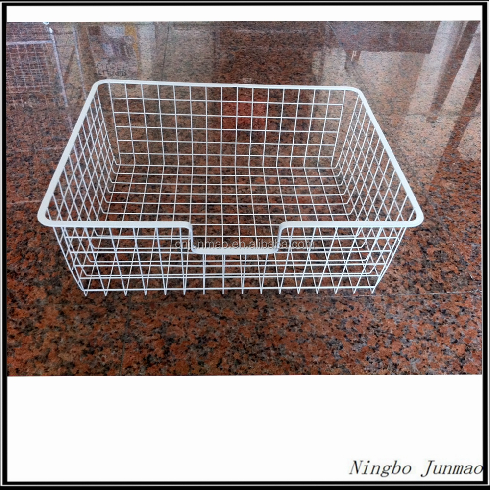 Meatl mesh/wire lundry box-perfect basket organizer for kids toys