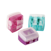 Newest High Performance Plastic Cosmetic Pencil Sharpener