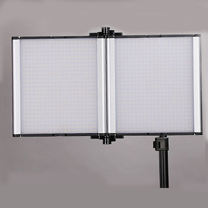 photographic equipment kit photography folding 1000 led tv studio video shooting lights