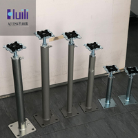 OEM Antistatic Raised Flooring Pedestal