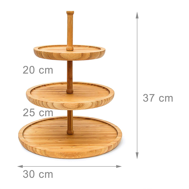3 tier serving platter EL-18091306 Details 3