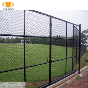 paint chain link fence black,price on 3 foot green chain links fence supply,protection net chain link fence
