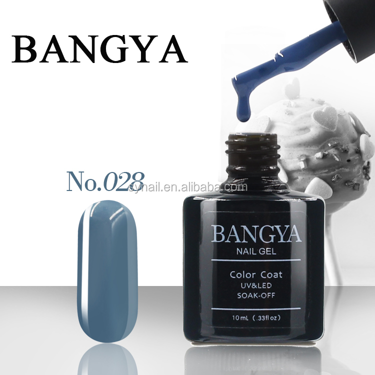 Bangya Intense Color Nail Polish Gel Vanishes