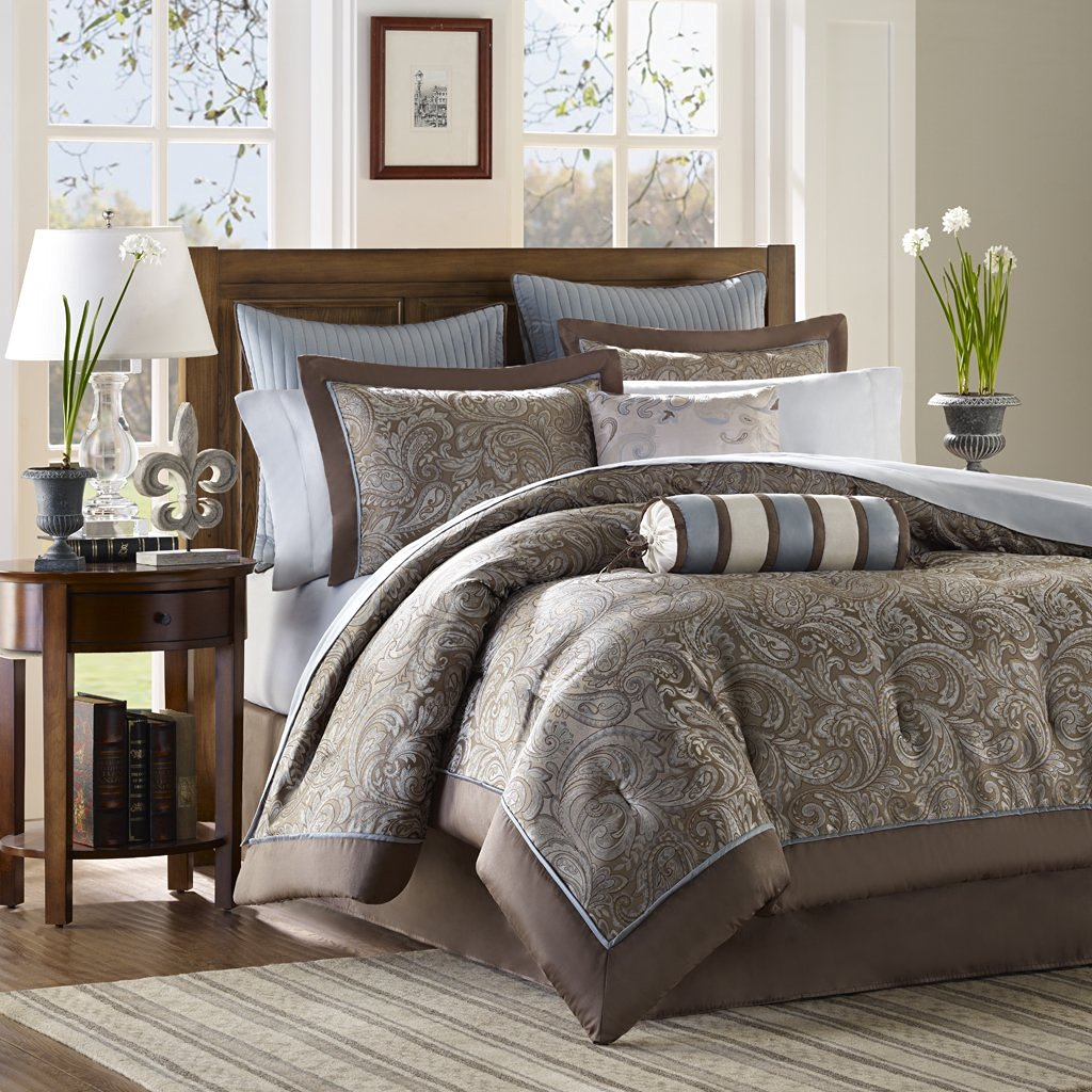Cheap Blue Brown Comforter Find Blue Brown Comforter Deals On Line