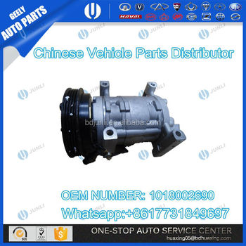 Geely Mk Parts 1018002690 Air Conditioning Compressor Auto Spare Parts Car  Accessory Body Assy - Buy Air Conditioning Compressor Car Body Assy,Air