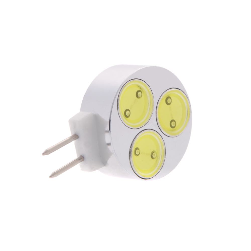 DC 12V LED G4 Led Light 3 SMD Led Reading Home Lights RV Car Boat Light